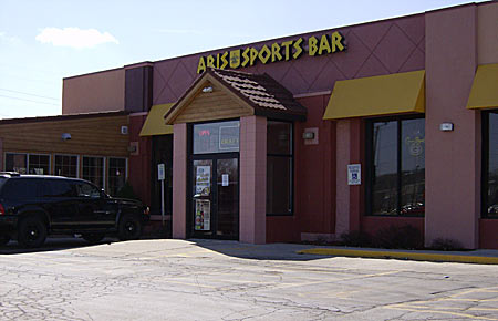 Aris Sports Bar Pallas Restaurant West Allis Wi